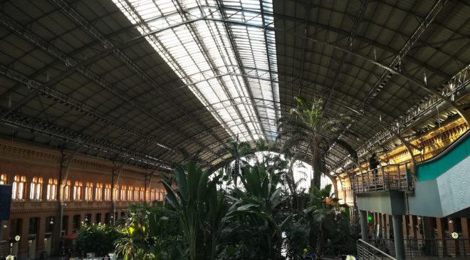 dworzec z madrycie