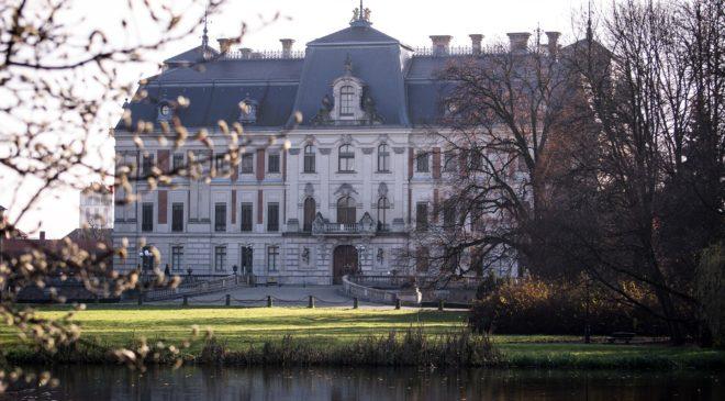 Zamek w Pszczynie - plan zwiedzania