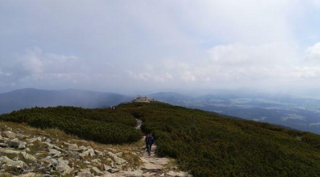 szlak czerwony - Babia Góra