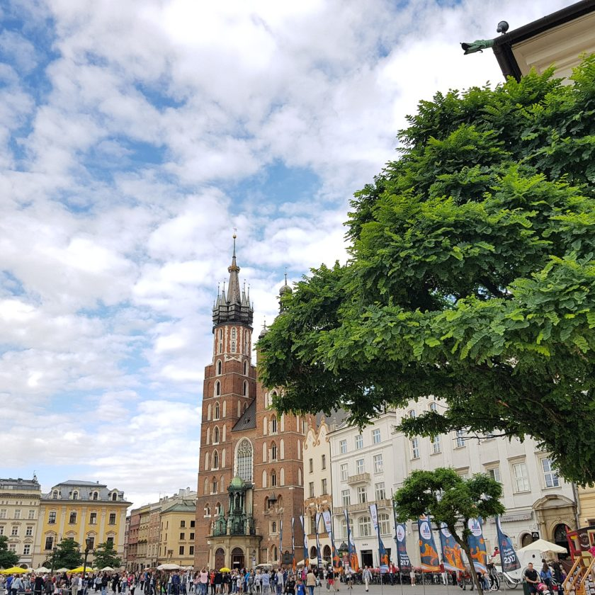 Szlakiem największych atrakcji Krakowa