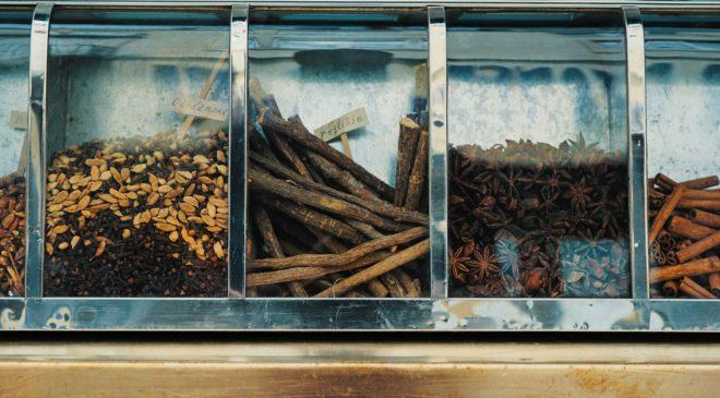 aromatyczne przyprawy z całego świata