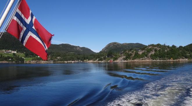 atrakcje norwegia rejs fiordem