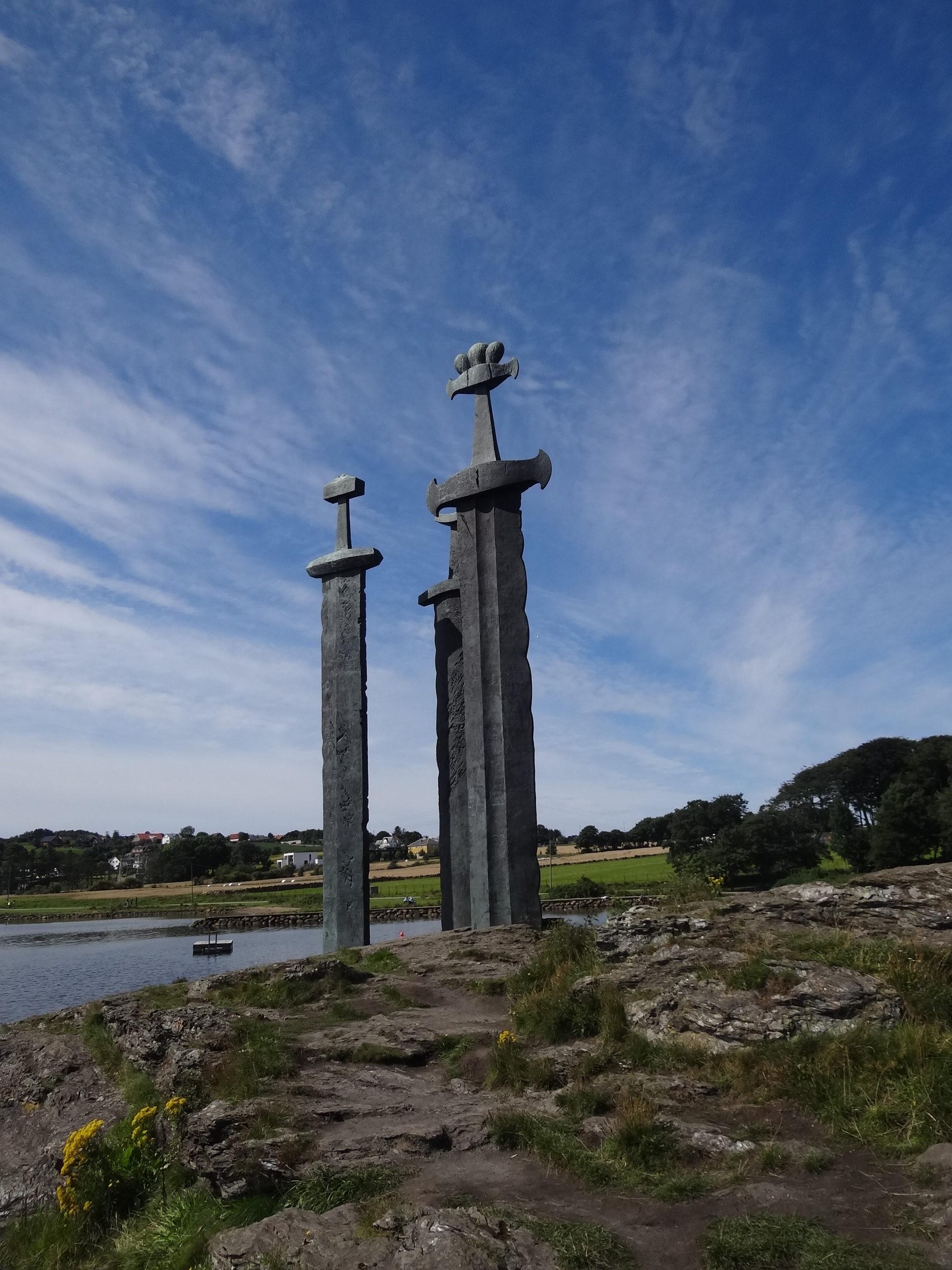 miecze stavanger atrakcje norwegia