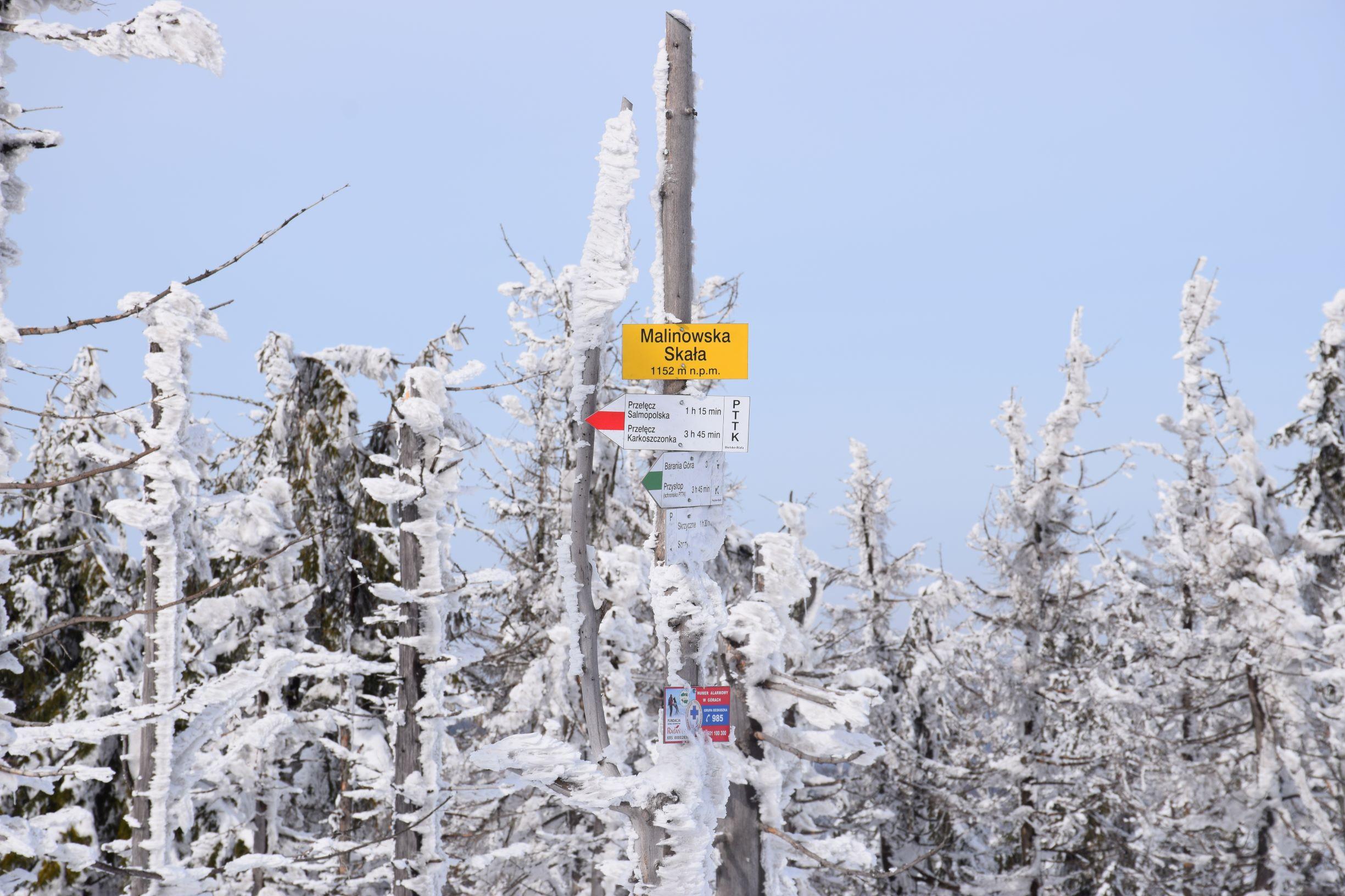 szlaki skiturowe w beskidach