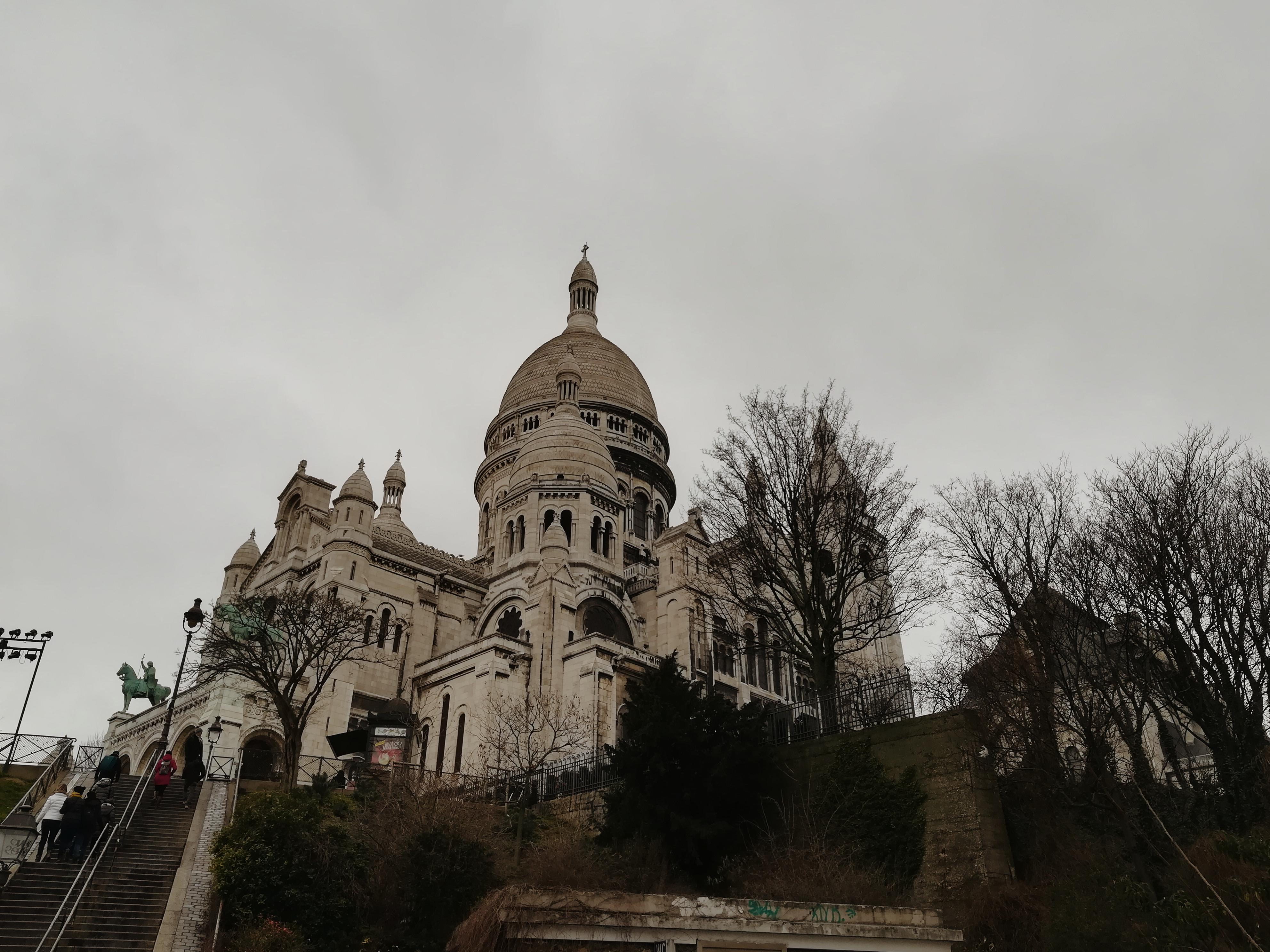 Bazylika-Sacré-Cœur-Paryż