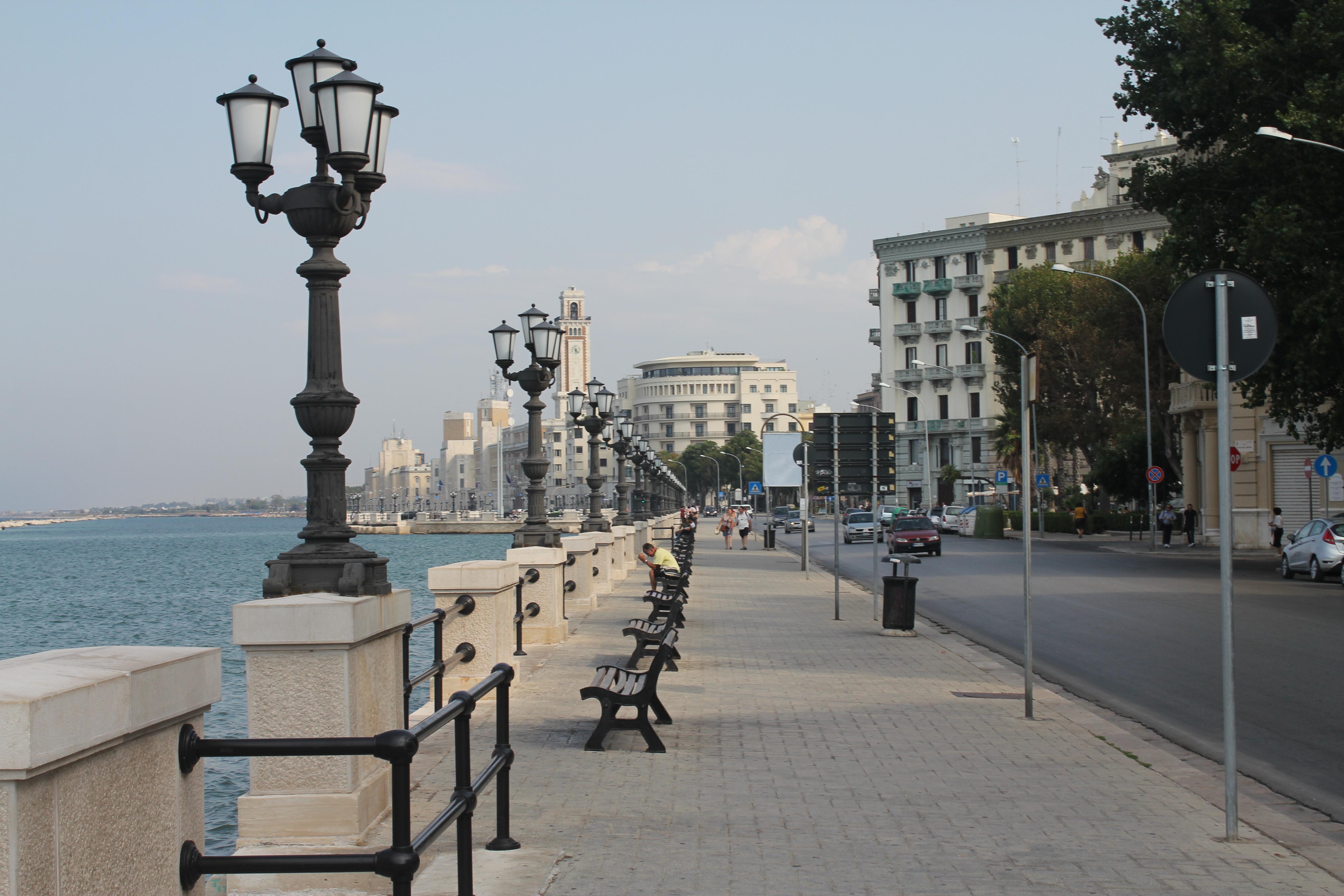 Bari Apulia Włochy zwiedzanie 2