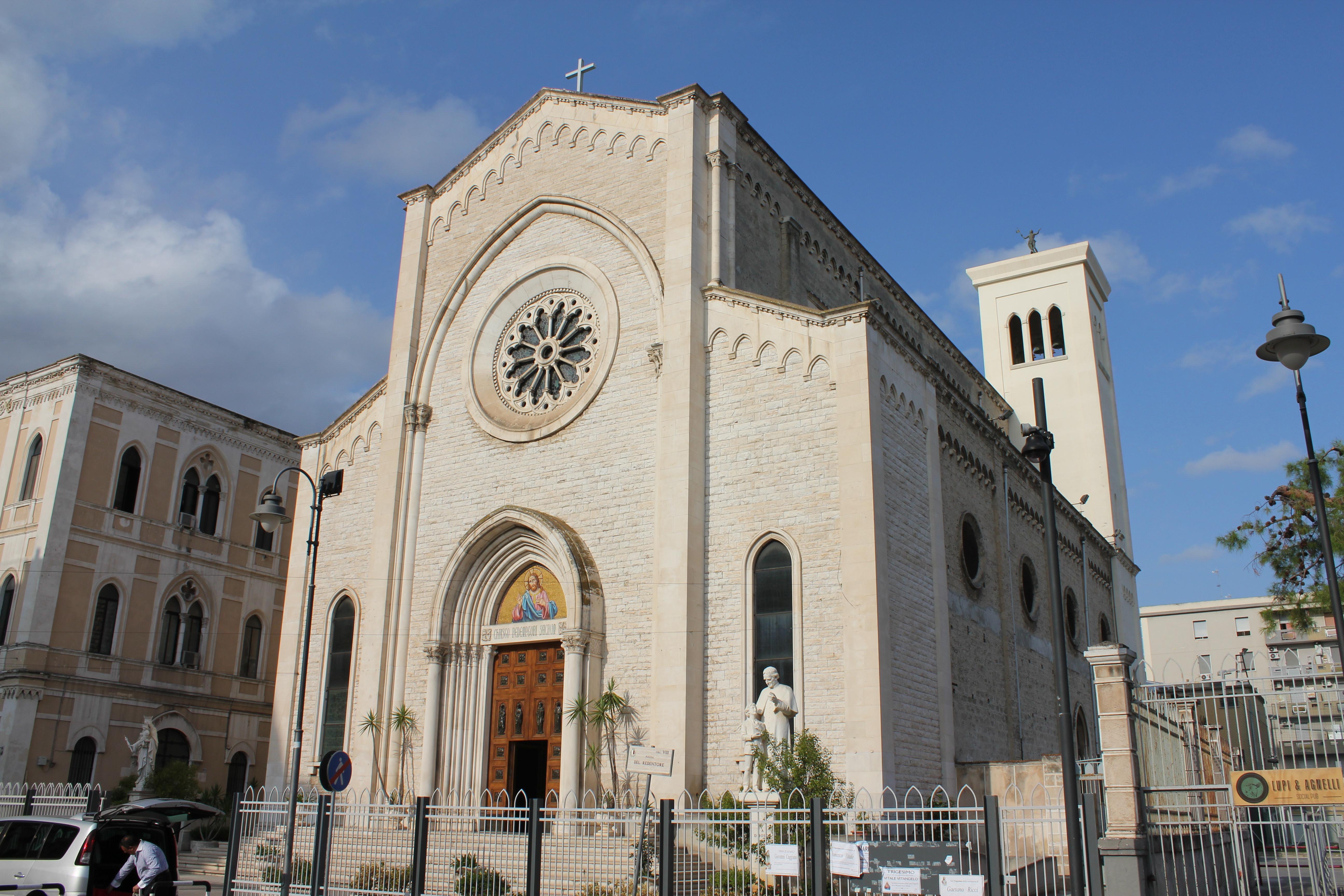 Bari Apulia Włochy zwiedzanie 5
