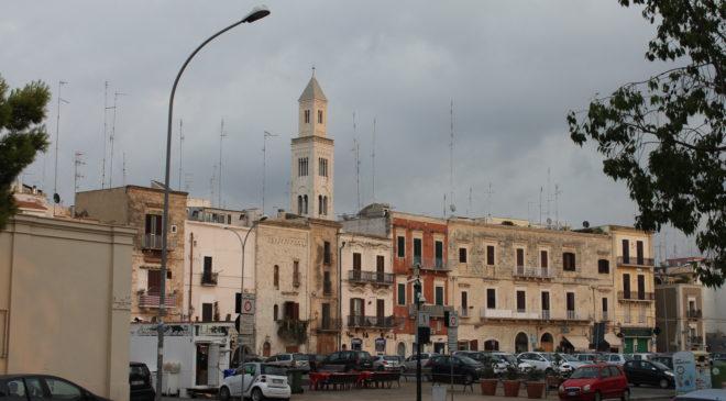 Bari Apulia Włochy zwiedzanie 4