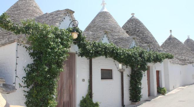 Alberobello – w krainie domków trulli